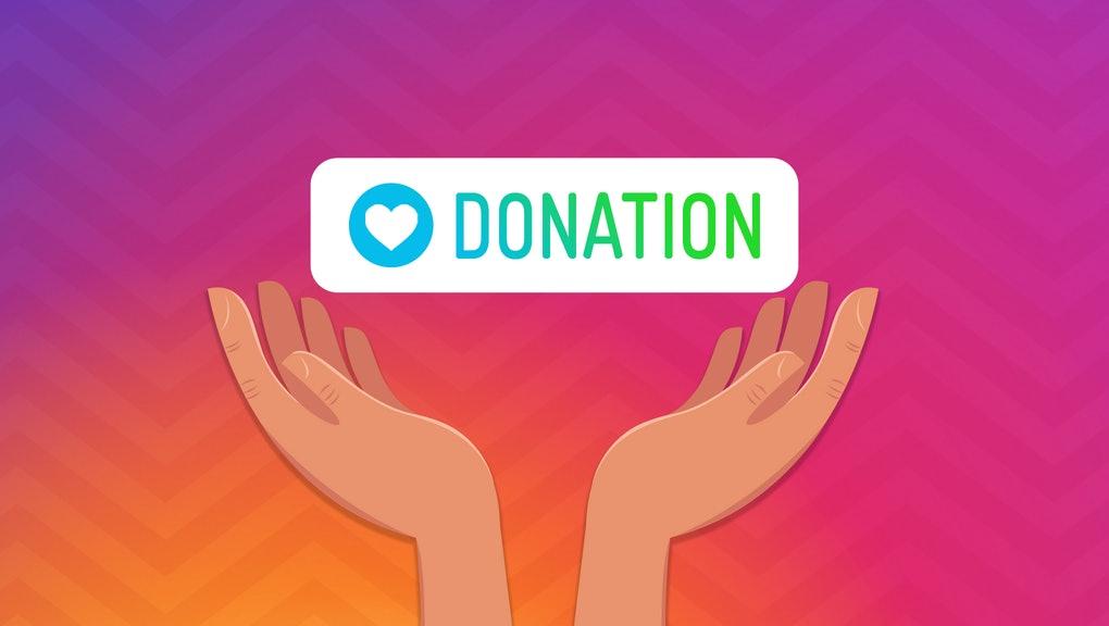 Instagram Bağış Toplama (Donation) Özelliği Nasıl Kullanılır?