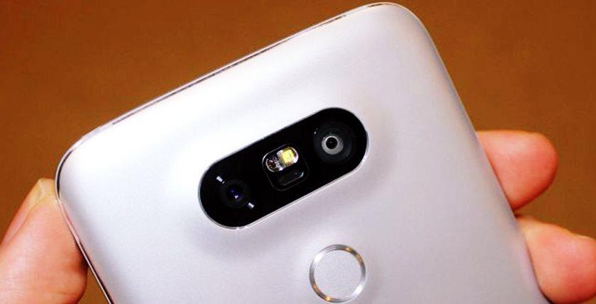 LG G6'da Parmak İzi Sensörü Nasıl Kurulur?