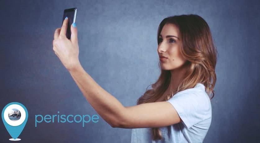 Periscope'de Sohbet Nasıl Gizlenir?