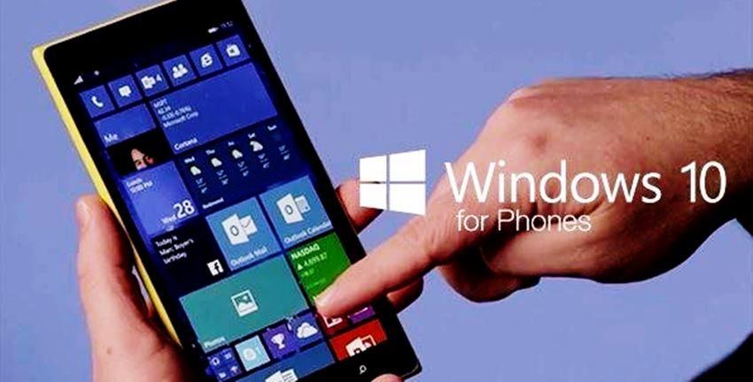 Telefona Windows 10 Nasıl Yüklenir?