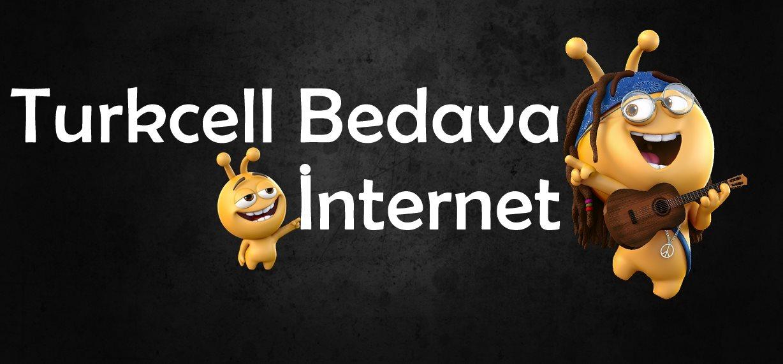 Turkcell Bedava İnternet