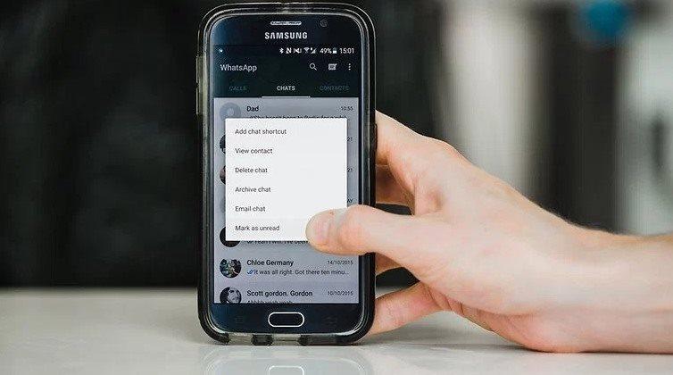 WhatsApp'ta Link İle Grup İsteği Oluşturmak