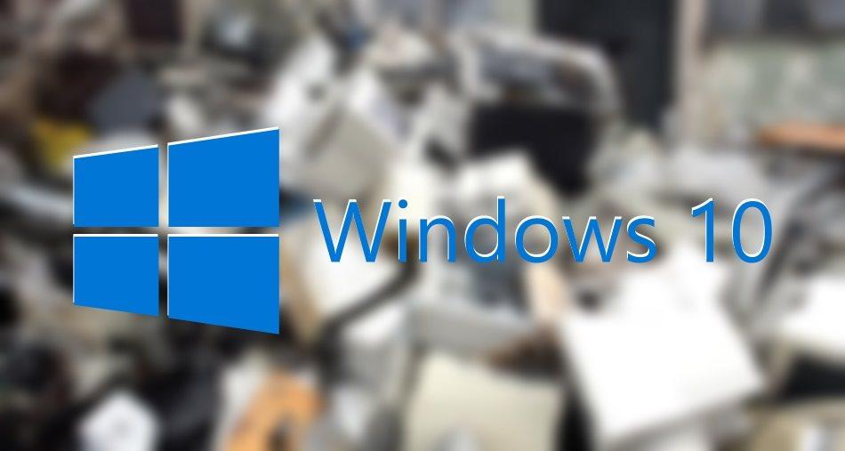 Windows 10 Nasıl Kaldırılır?