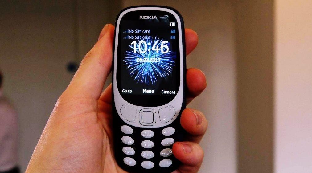 Yeni Nokia 3310 Özellikler ve Fiyatı